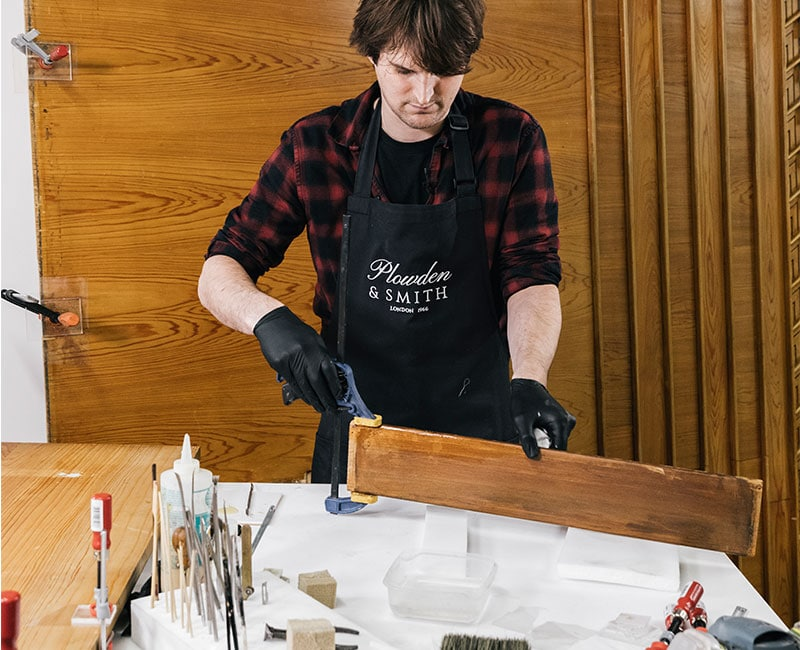 Plowden & Smith Restorers To Star in V&A Restoration Project Film