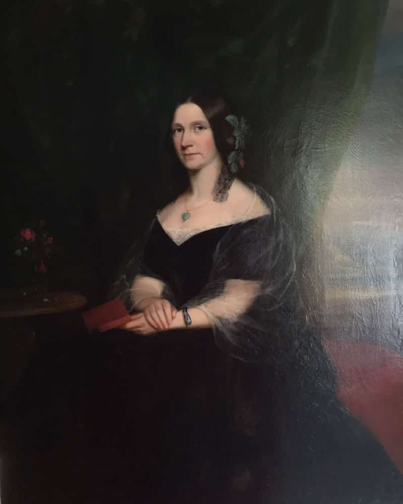 oil painting after painting restoration by Plowden & Smith