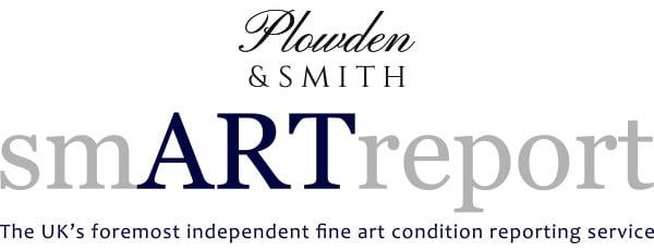 art condition report logo