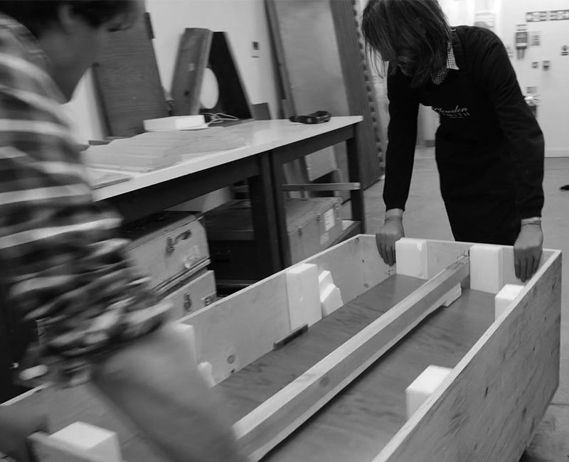Watch Now | Plowen & Smith Furniture Restorers in V&A Restoration Film